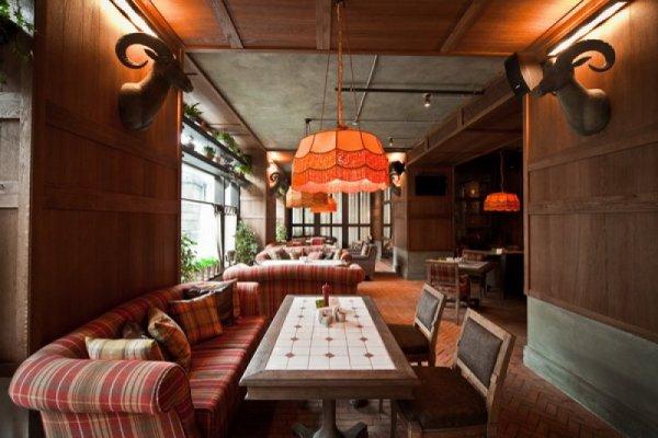 Рибай.  Ресторан Ginza Project
